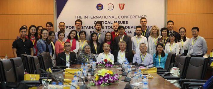 """Hội thảo """"Phát triển du lịch bền vững ở khu vực Đông Nam Á – những vấn đề đặt ra"""""""