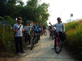 Đạp xe cùng RTC Vietnam.